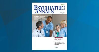 Psych Annals July 2017 Cover