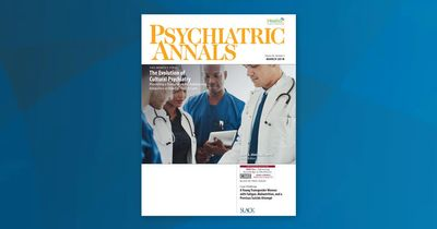 Psych Annals March 2018 Cover