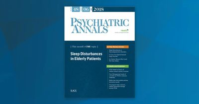 Psych Annals June 2018 Cover