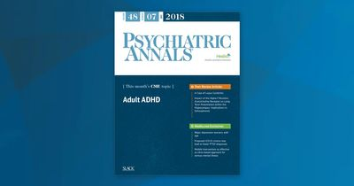 Psych Annals July 2018 Cover