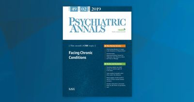 Psych Annals February 2019 Cover